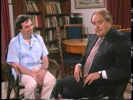 Joseph Agassi in Israel (Original Airdate 12/08/1996)