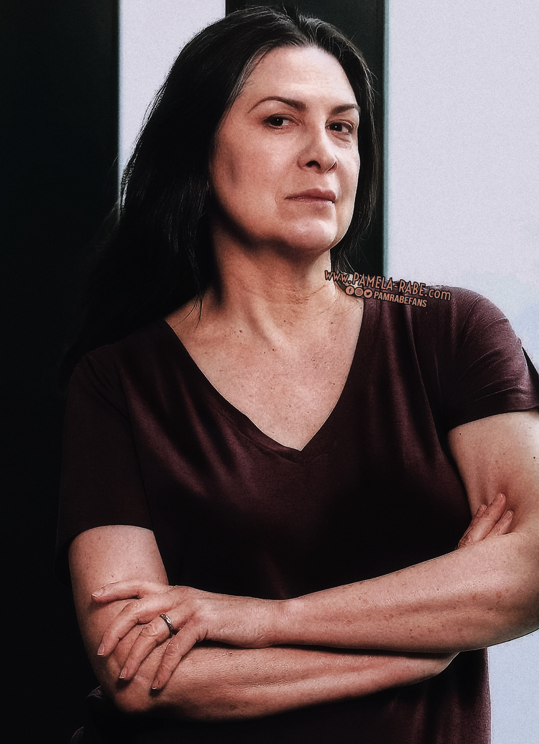 Pamela Rabe | Photo by John Appleyard (2017)