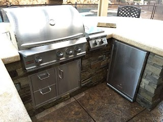 Outdoor Kitchen Reviews Grill Insert Diablo Grills Bbq Specialty Store 22