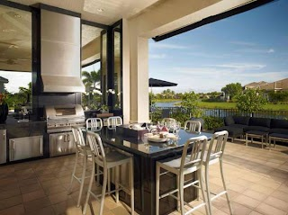 Contemporary Outdoor Kitchen 15 Awesome Designs Home Design Lover
