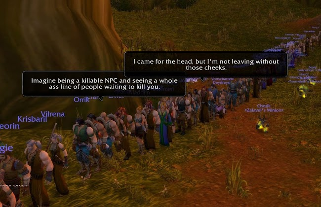 colas WOW Classic online