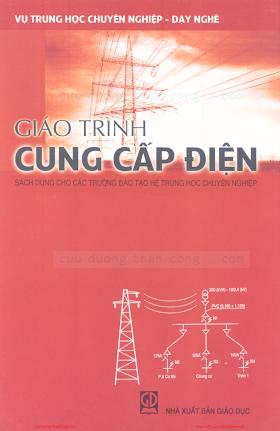 THCN.Giáo Trình Cung Cấp Điện - Ts.Ngô Hồng Quang, 217 Trang.pdf