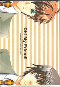 (C73) [CLASSIC MILK, PEACE and ALIEN (Asaoka Natsuki, Tonase Fuki)] Oh! My Friend! (CODE GEASS: Lelouch of the Rebellion) [English]