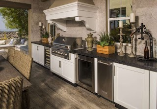 Outdoor Kitchen Cabinet Materials Material Buying Guide Danver