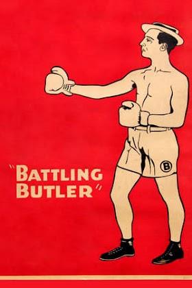 Battling Butler Poster