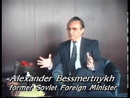 Russia: Alexander Bessmertnykh (Original Airdate 10/20/1991)