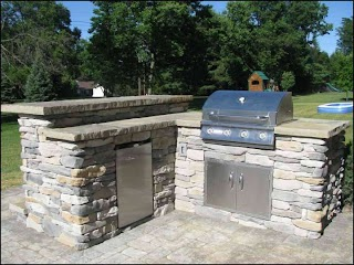 Prefab Outdoor Kitchen Island Built in Grill Beautiful 39 Stylish