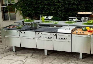 Outdoor Modular Kitchen Ayanahouse
