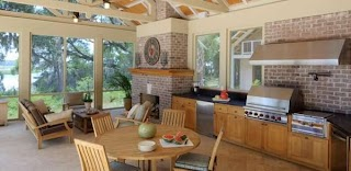 Outdoor Kitchen Houzz S on Tips From The Experts