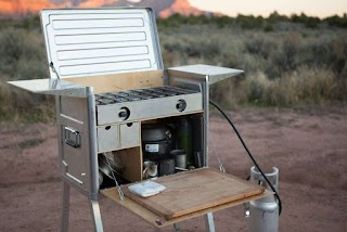Outdoor Kitchens for Camping Kanz S Field Kitchen