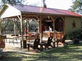 Country Outdoor Kitchen Shed S in 2019 Design