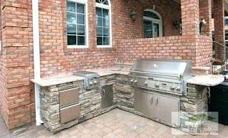 Kitchenaid Outdoor Kitchen Grill