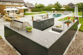 Outdoor Kitchen Layout Tips Tricks Danver
