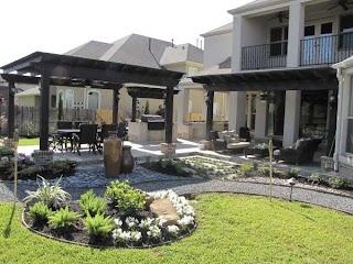 Houston Outdoor Kitchens Kitchen Designs in Increte Of