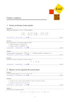 Exercices - Nombres complexes.pdf