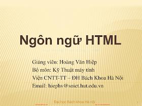 Ngôn ngữ lập trình HTML.pdf