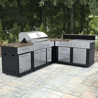 Discount Outdoor Kitchen Affordable S Interior Fireplace Plan