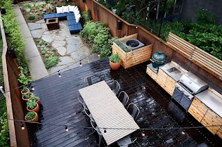 Unique Outdoor Kitchens 95 Cool Kitchen Designs Digsdigs