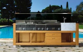 Outdoor Modular Kitchen S By Jcorradi Capri
