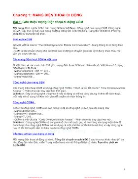 Sửa Chữa Điện Thoại Di Động - Nhiều Tác Giả, 67 Trang.pdf