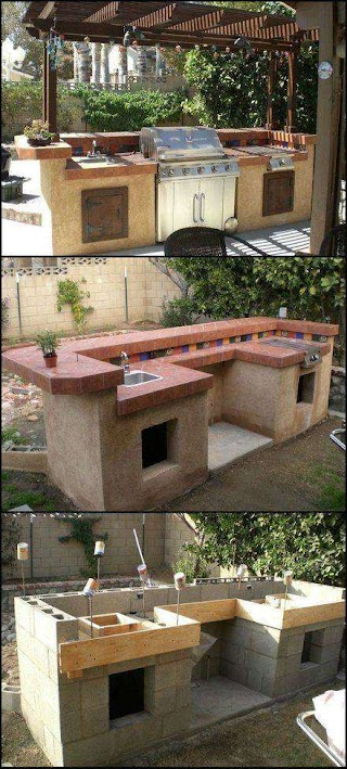 This Old House Outdoor Kitchen Paradise S Lovely How to Build An