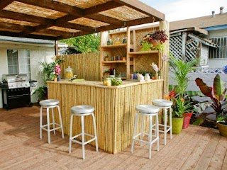 Outdoor Kitchen with Bar Ideas Pictures Tips Expert Advice Hgtv