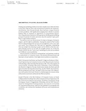 0521857570 {B455CACA} Geometric Folding Algorithms_ Linkages, Origami, Polyhedra [Demaine _ O_Rourke 2007-07-16].pdf