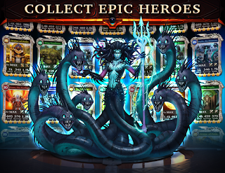 Legendary: Game of Heroes Mod Apk 3.8.0 [Unlimited Money]