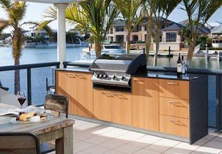 Cheap Outdoor Bbq Kitchens Bazaar Perth S Smokers and Heaters