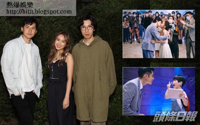 陳家樂、蘇麗珊和陸永在《總是有愛在隔離》中合作。