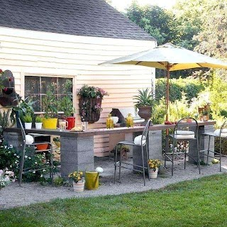 Affordable Outdoor Kitchens Severna Park Kitchen an Can Easily Cost