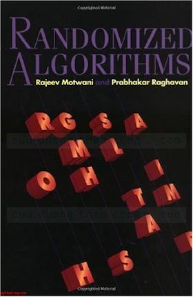 0521474655 {D005EE14} Randomized Algorithms [Motwani _ Raghavan 1995-08-25].pdf