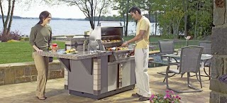 Outdoor Kitchen Lowes Design An