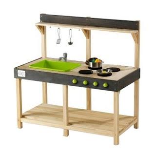 Outdoor Kitchen Equipment UK Exit Yummy 100 Wooden Naturel Best Gym