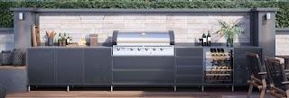 Outdoor Kitchen Brisbane Custom Design Alfresco S Exclusiv S