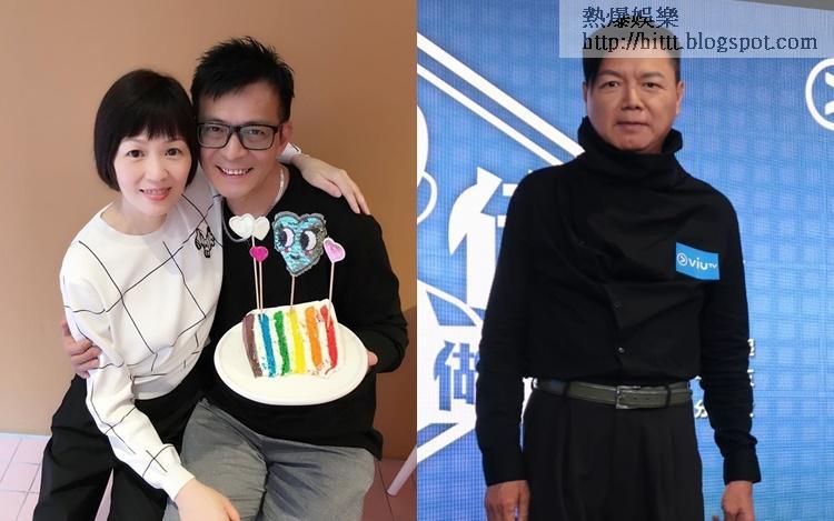 艾威與黃日華亡妻梁潔華是第8期訓練班同學,他表示見證二人相識到死別的過程。