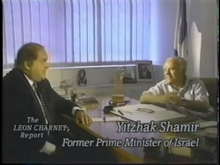 Yitzhak Shamir (Original Airdate 7/07/1996)