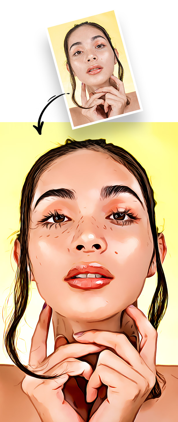 Cartoon Maker - Clone - Photoshop Plugin - 7