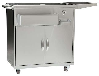 Outdoor Kitchen Carts Party Cart Contemporary Serving By