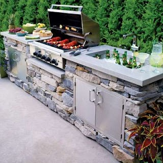Outdoor Kitchen Design Center S in Orland Park Il Newline