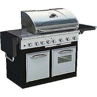 Charmglow Outdoor Kitchen Gourmet Series Oven 7200536 Gas Grill Review