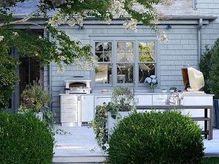 Outdoor Kitchen Decor Design Ideas Architectural Digest