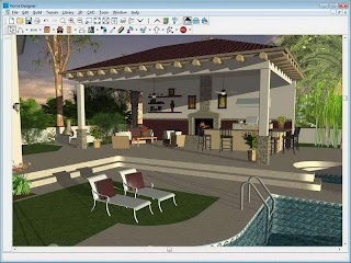 Design Outdoor Kitchen Online Drawing Plans Free Virtual Home Virtual