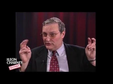 Efraim Zuroff and Charney Resolution Talk with Israella Oron (Original Airdate 2/14/2016)