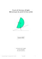 cours + exercices mecanique du solide.PDF