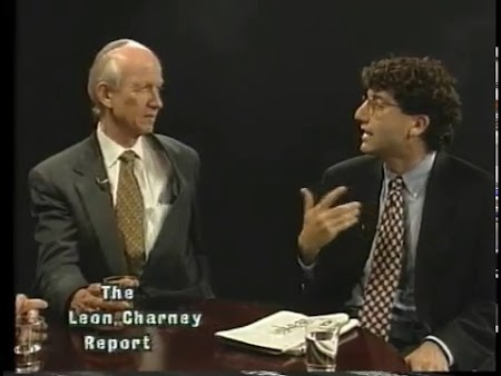 Craig Horowitz, Jonathan Rosen and Rabbi Yitzhak Greenberg (Original Airdate 7/20/1997)