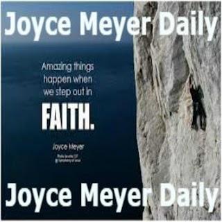 Joyce Meyer Daily