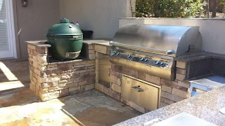 Outdoor Kitchen Grill Insert Luxurious Bbq For