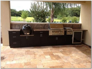 Outdoor Kitchen Cabinets IKEA Home Design Ideas