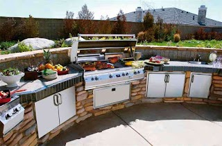 Outdoor Kitchen Prices S Dzuls Interiors